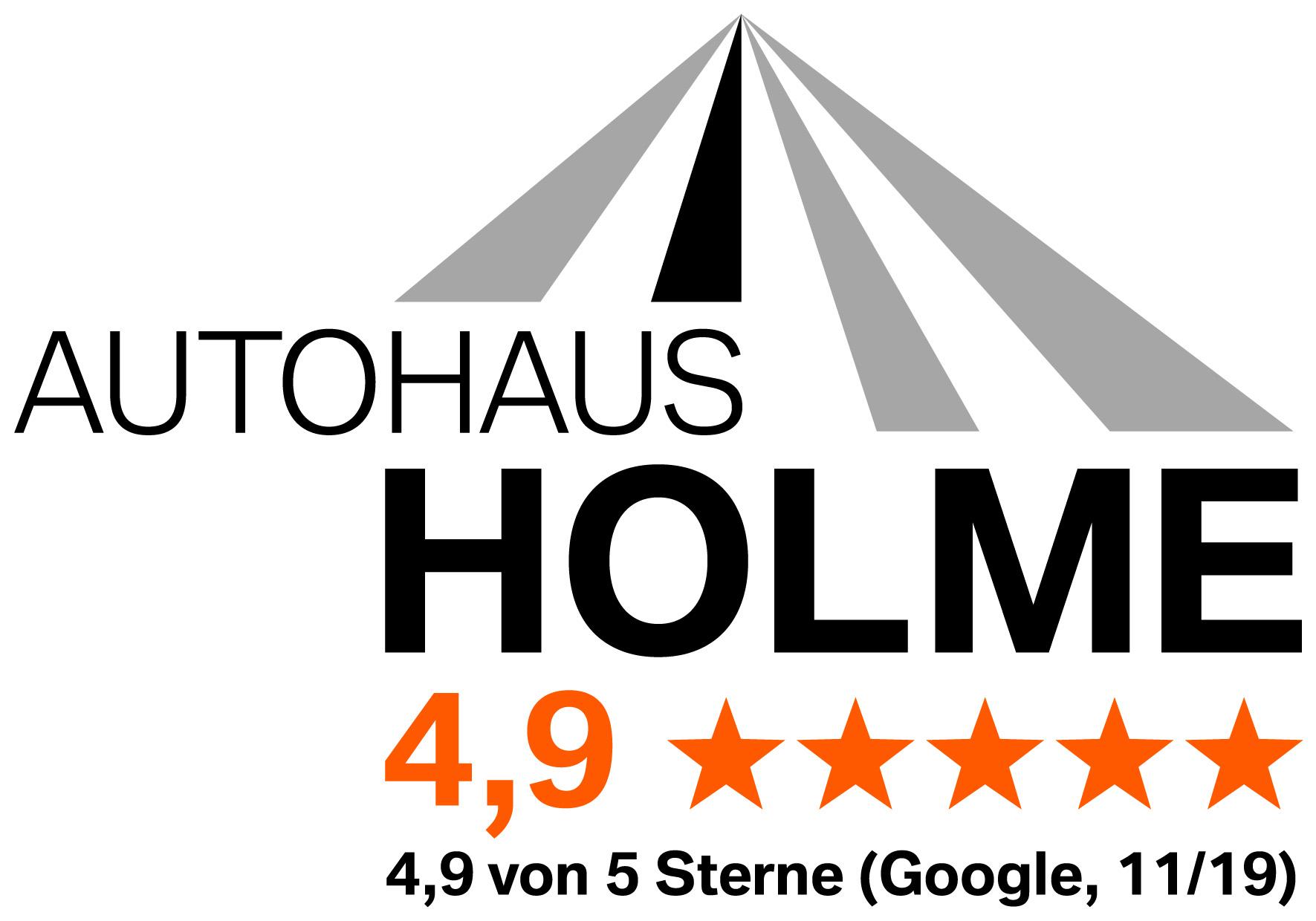 LogoHolme5Stars.indd